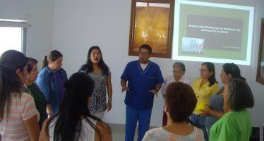 I Curso de Formación de Familiares y Cuidadores de Pacientes con Alzheimer y otras Demencias