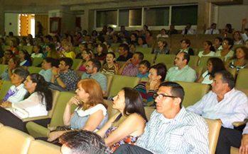 XXII Conferencia Nacional de Alzheimer en el Teatro Principal de la UNET, San Cristóbal