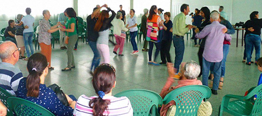 Tarde Recreativa «La Pachanga» en el Salón Sinaí de la Parroquia Santísima Trinidad de Pirineos 2, San Cristóbal