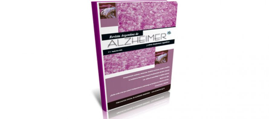 Revista Argentina de Alzheimer y Otros Trastornos Cognitivos