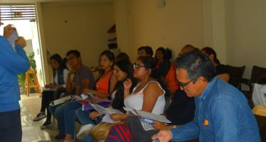 Reunión de Actualización y Capacitación de Voluntariado Médico
