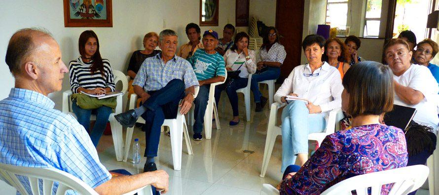 Charla Los 4 Acuerdos Adaptada al Voluntariado de la FAVTáchira