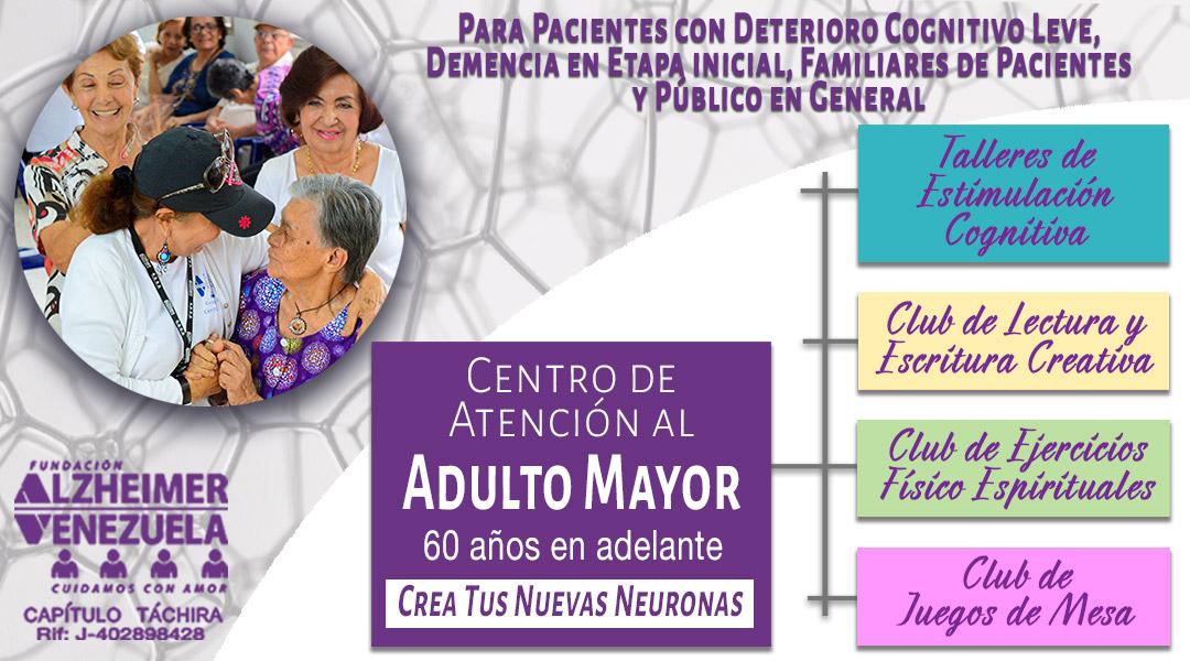Centro de Atención al Adulto Mayor
