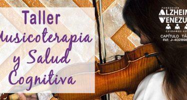 Taller Musicoterapia y Salud Cognitiva 27-07-19