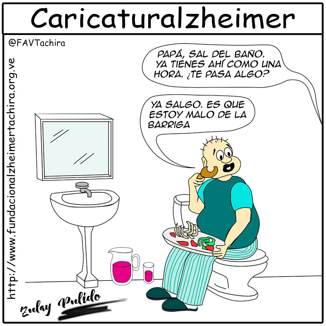 Caricaturalzheimer