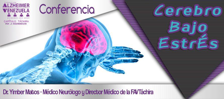 Conferencia Cerebro Bajo Estrés 28-09-19