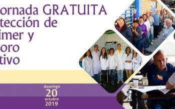 10.a Jornada Gratuita de Detección de Alzheimer y Deterioro Cognitivo