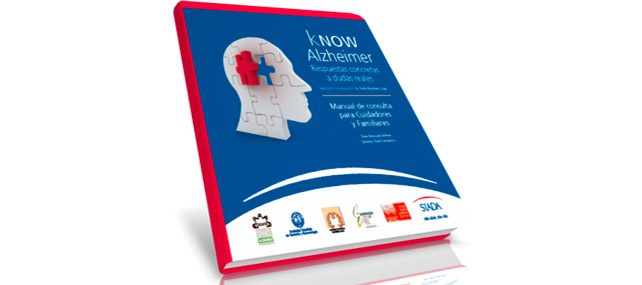 KNOW Alzheimer  Manual de Consulta Para Cuidadores y Familiares